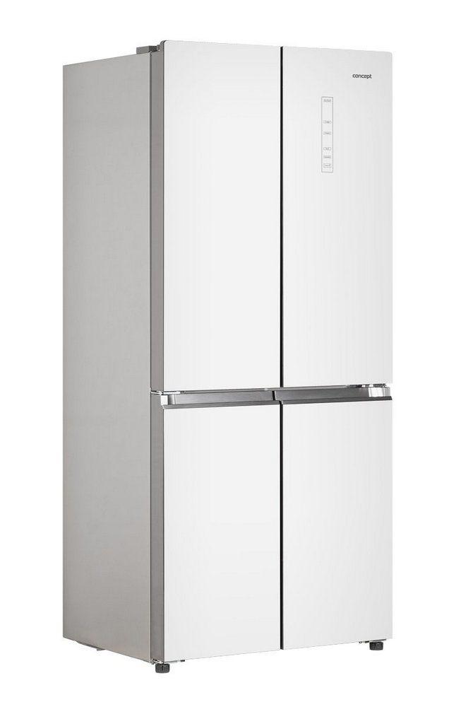 Chladnička Concept LA8783WH spredu.