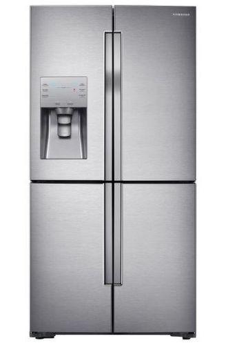 Americká chladnička Samsung RF56J9041SR/EO – pohľad spredu