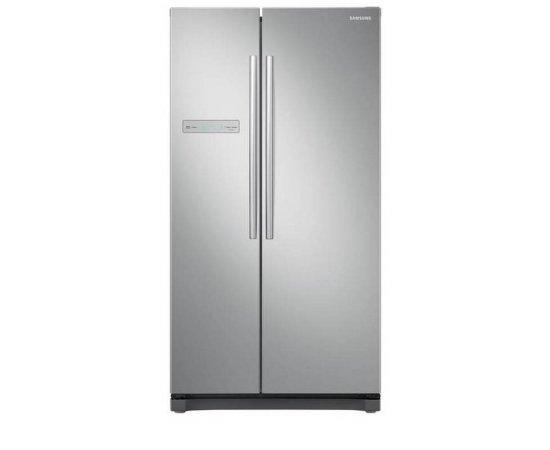 Americká chladnička Samsung RS54N3003SA/E0 – pohľad spredu
