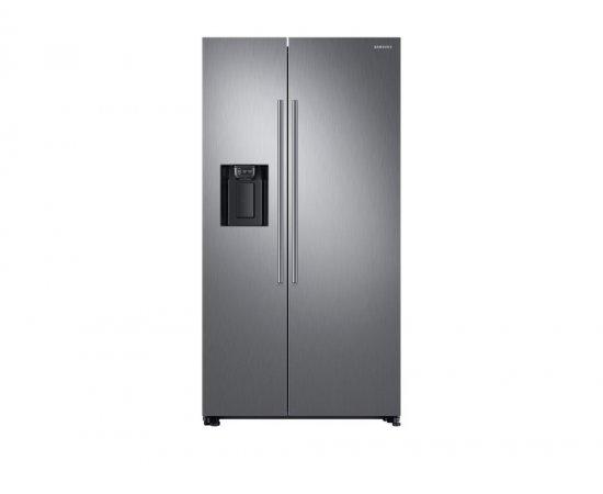 Americká chladnička Samsung RS67N8210S9/EF – pohľad spredu
