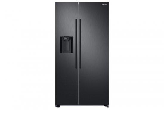 Americká chladnička Samsung RS67N8211B1 – pohľad spredu