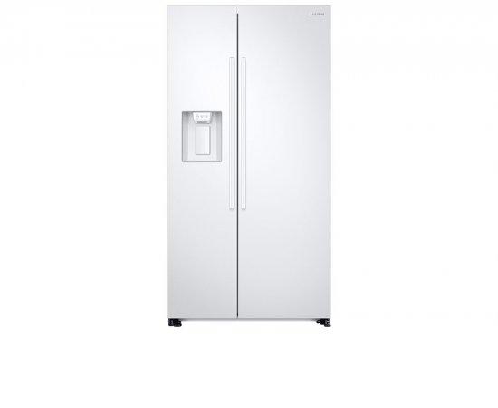 Americká chladnička Samsung RS67N8211WW – pohľad spredu