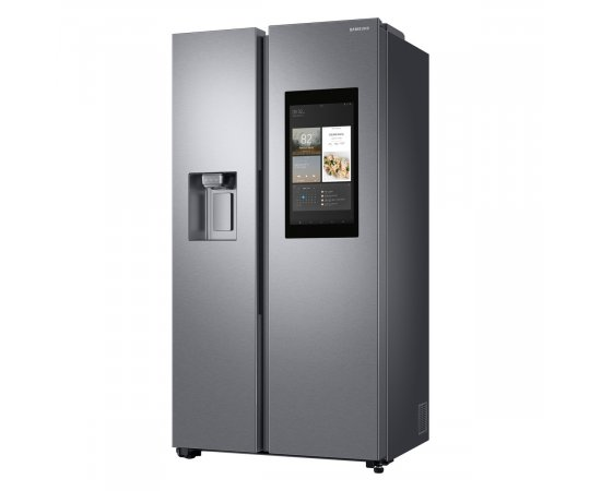 Americká chladnička Samsung RS68N8941SL – pohľad spredu