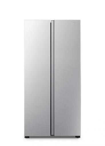 Americká chladnička Hisense RS560N4AD1 – pohľad spredu