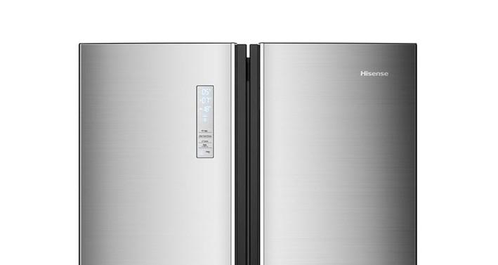 Americká chladnička Hisense RQ689N4AC2 – ovládací panel