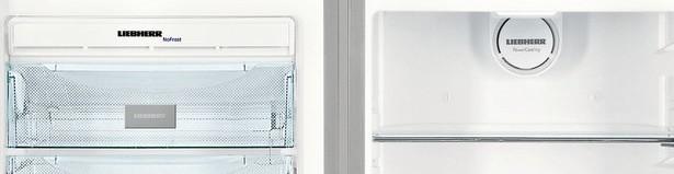 Americká chladnička Liebherr SBSesf 7212 – beznámrazový systém