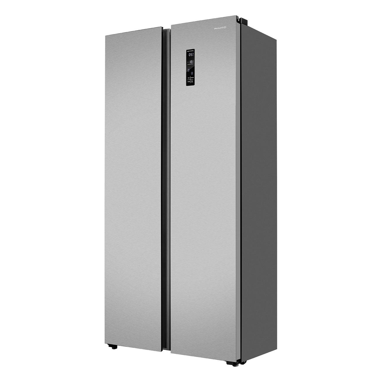 Americká chladnička Philco PXI4551 X – pohľad spredu