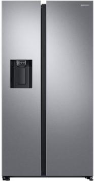 Americká chladnička Samsung RS68N8242SL – pohľad spredu