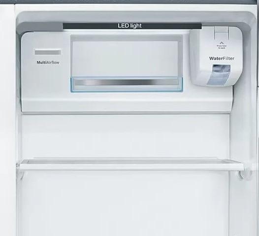 Americká chladnička BOSCH KAD90VI30 – systém Multi AirFlow
