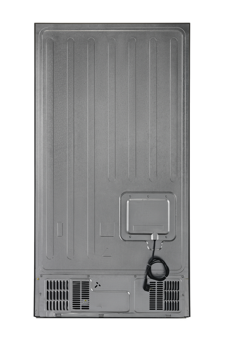 Americká chladnička Electrolux EN 6086 JOX – pohľad zozadu