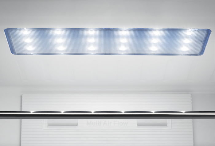 Americká chladnička Electrolux EN 6086 JOX – LED osvetlenie