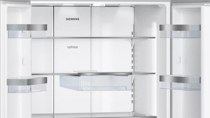 Americká chladnička Siemens KF86FPB2A – beznámrazový syst=m