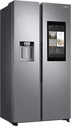 Americká chladnička Samsung RS68N8941SL EF Family Hub – malý náhľad spredu